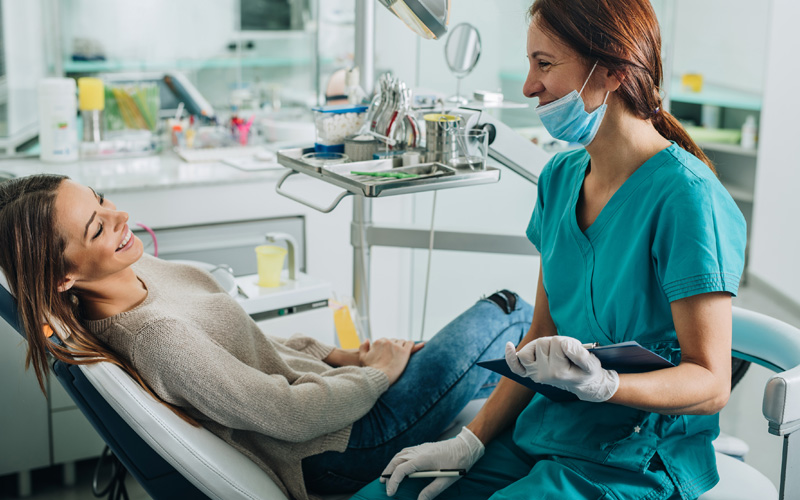 dental cleanings check-ups in burnaby