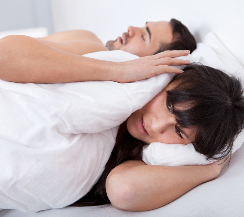 snoring sleep apnea in burnaby